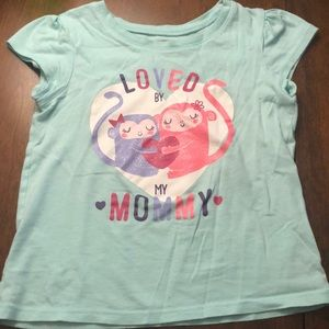 The children's place size 3t girl tee